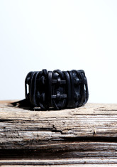 Anu Tera Braided Leather Bracelet